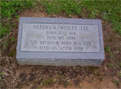 Needham Wesley Lee