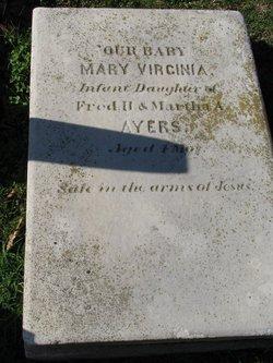 Mary Virginia Bailey Ayers