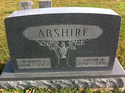 Jacob Anderson Abshire