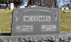 Verna Mae Birdie <i>Thayer</i> McCombs