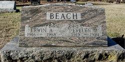 Evelyn M <i>Erskine</i> Beach