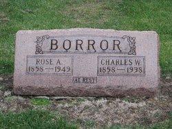 Charles W, Borror