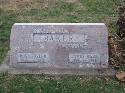 Rosa <i>Taylor</i> Baker