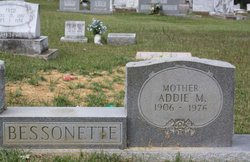 Addie <i>Morgan</i> Bessonette