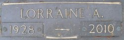 Lorraine A. <i>Gustafson</i> Streed