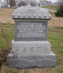 Henry Albert Calvin Hasty