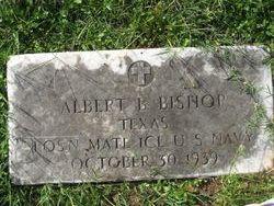 Albert B Bishop