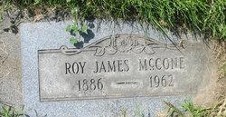 Roy James McCone