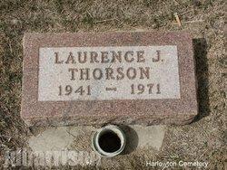 Laurence J Thorson