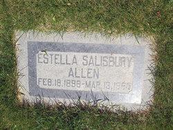 Estelle <i>Salisbury</i> Allen