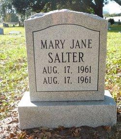 Mary Jane / Infant Salter