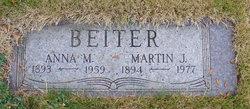 Martin J Beiter