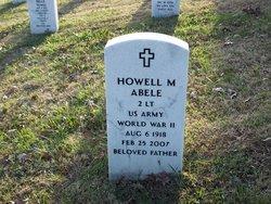Howell M Abele
