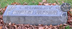 Thorald M. Crumley