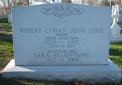 Robert Lyman John Long