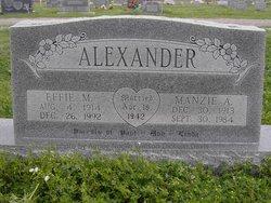 Effie M. Alexander