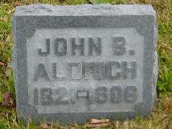 John Brewer Aldrich