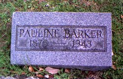 Pauline <i>Carr</i> Barker