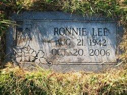 Ronnie Lee Smallridge
