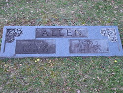Jacob Tilton Allen