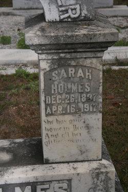 Sarah Ann Haseltine Judson <i>Reynolds</i> Holmes