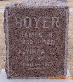 Alvirda E. <i>Long</i> Boyer