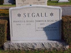Dr Samuel Kelman Segall
