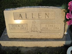 Dock Annis Allen