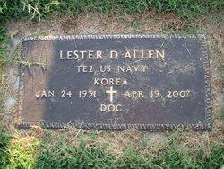 Lester D Doc Allen