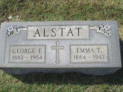 George F Alstat