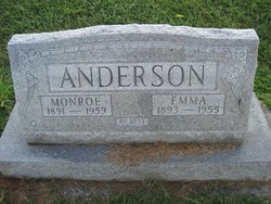 Monroe Alonzo Anderson