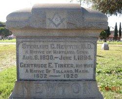 Gertrude E <i>Tinker</i> Newton