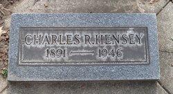 Charles Robert Hensey