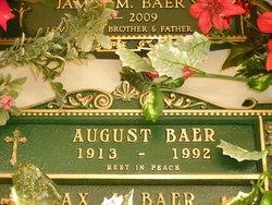 August Baer