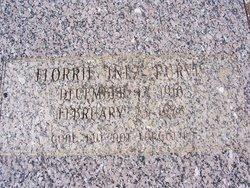 Florrie Inez <i>Purvis</i> Anderson