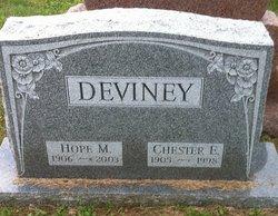 Chester A Deviney
