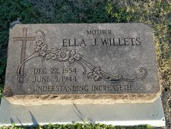 Ella Julia Chapman Willets