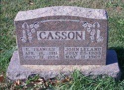 E Francis <i>Seyller</i> Casson
