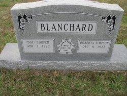 Roberta <i>Simpson</i> Blanchard