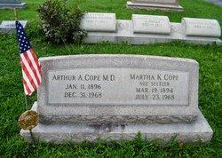 Martha K. <i>Seltzer</i> Cope
