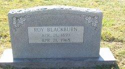 Roy Blackburn