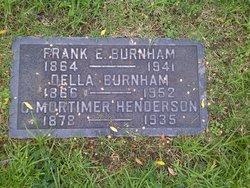 Frank E Burnham