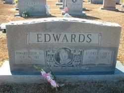 Howard Ester Edwards, Sr