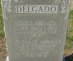 Pvt Ramiro V Delgado