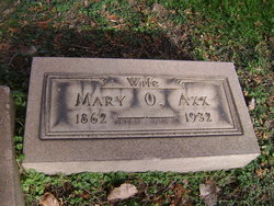 Mary O <i>Osgood</i> Axx