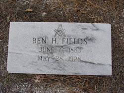 Ben H Fields