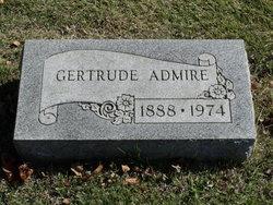 Gertrude Admire