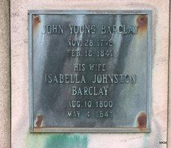 Isabella <i>Johnston</i> Barclay