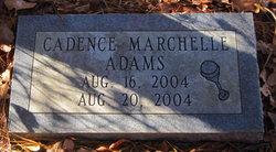 Cadence Marchelle Adams