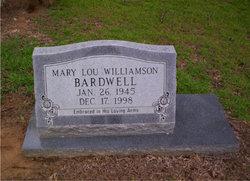 Mary Lou <i>Williamson</i> Bardwell